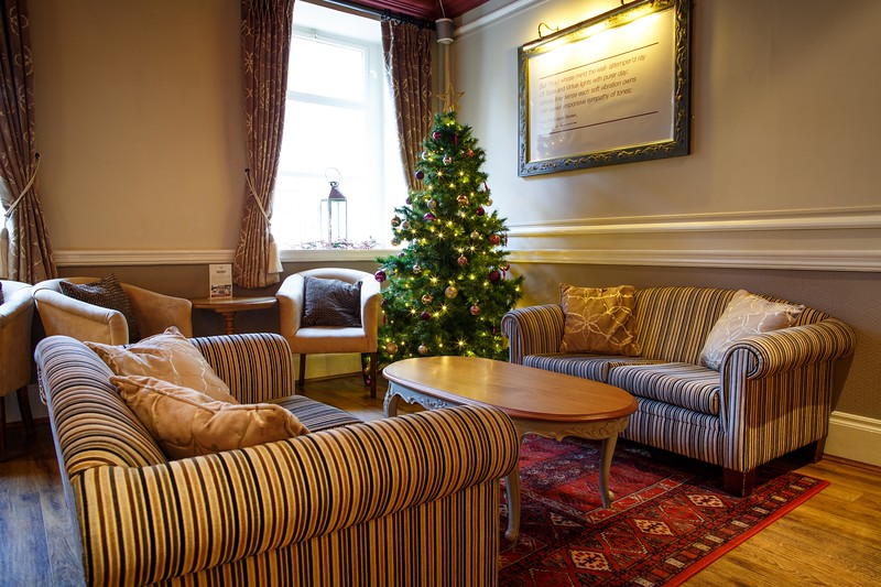 The George Hotel, Lichfield - 09-12-2015