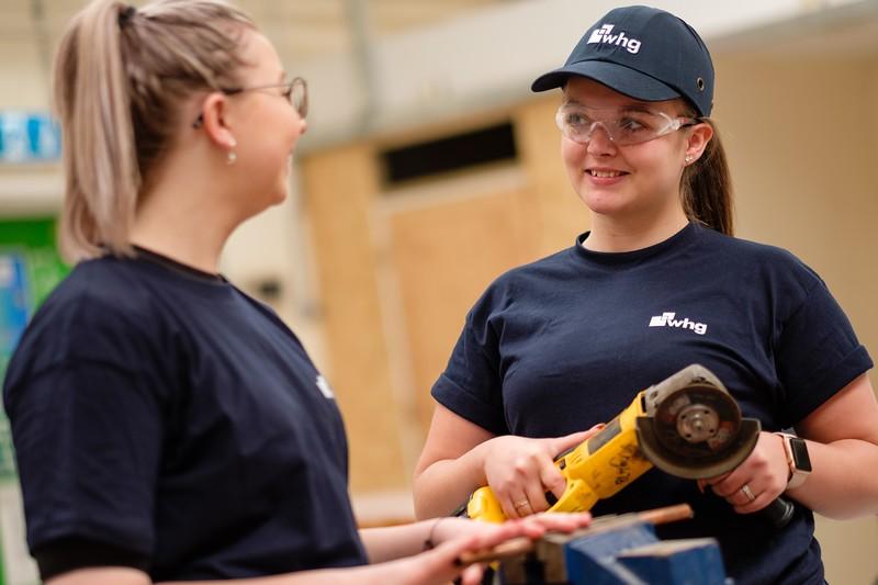 WHG Apprenticeships Campaign