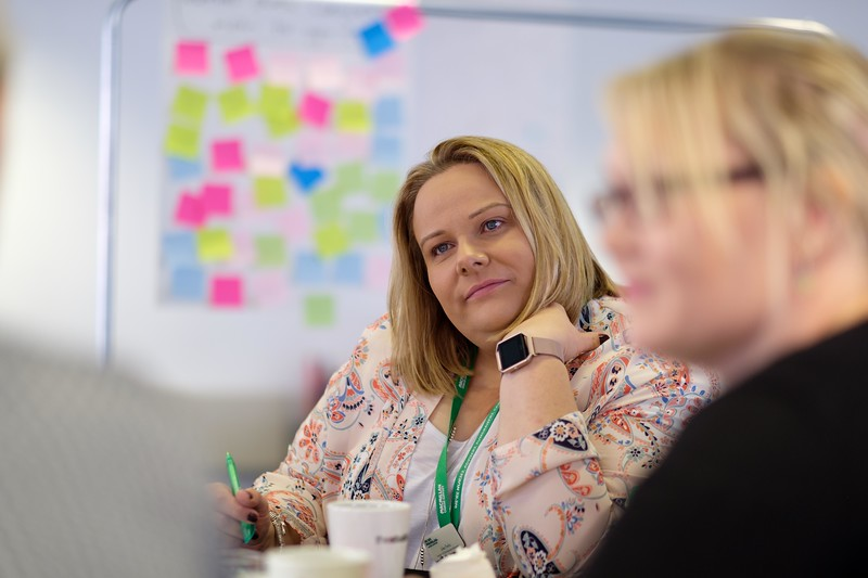 Macmillan Self-Management Co-production Workshop, Birmingham 2018