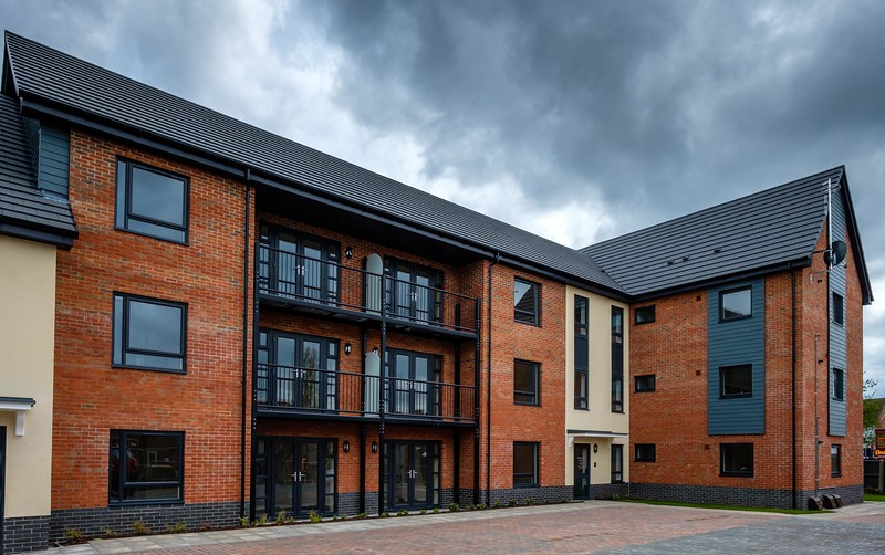 WHG Darlaston Development