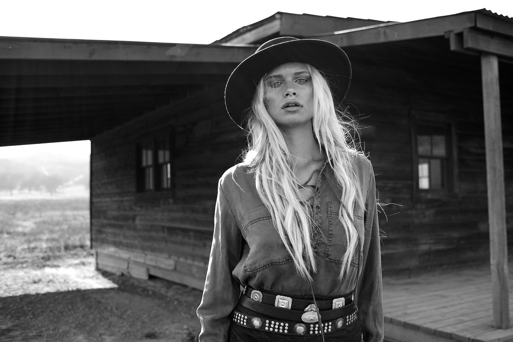 Delilah Parillo for Free People - True West
