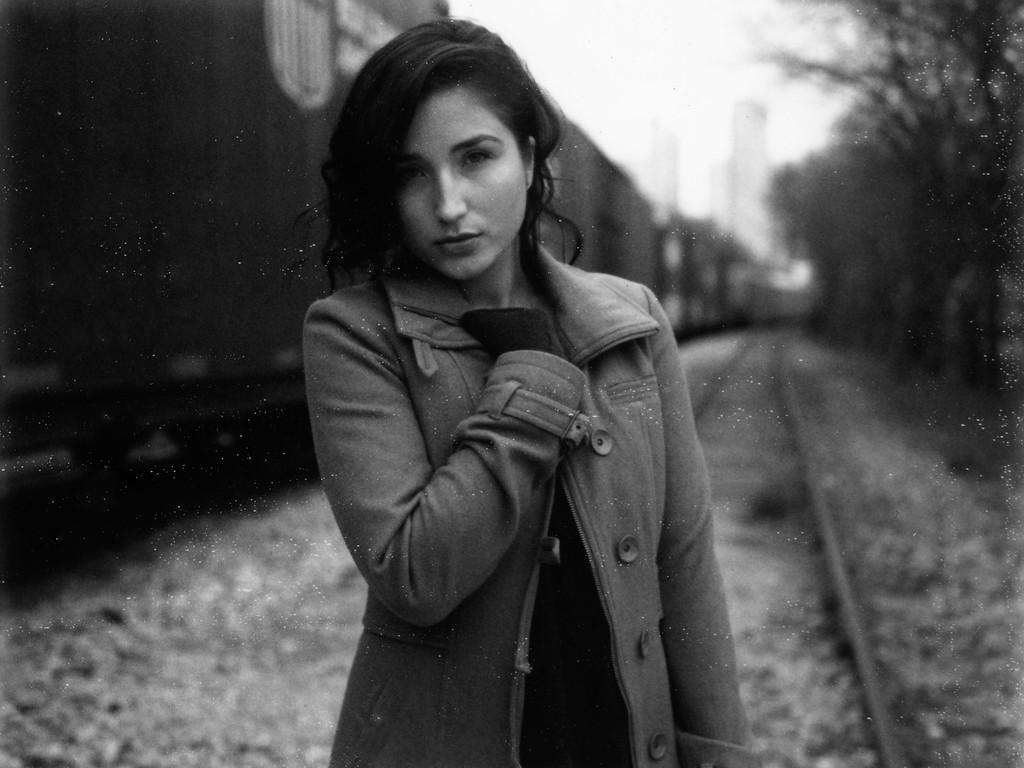 Jade Jackson for Anti Records (polaroid)