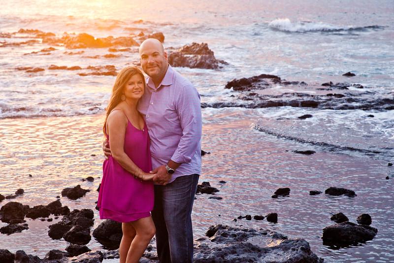 Julie & Mike