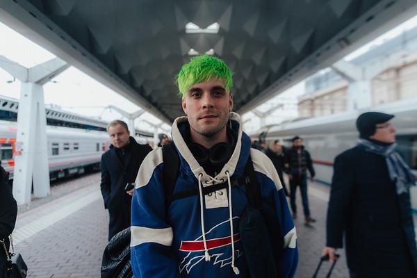 11.19.19 St Petersburg, RU