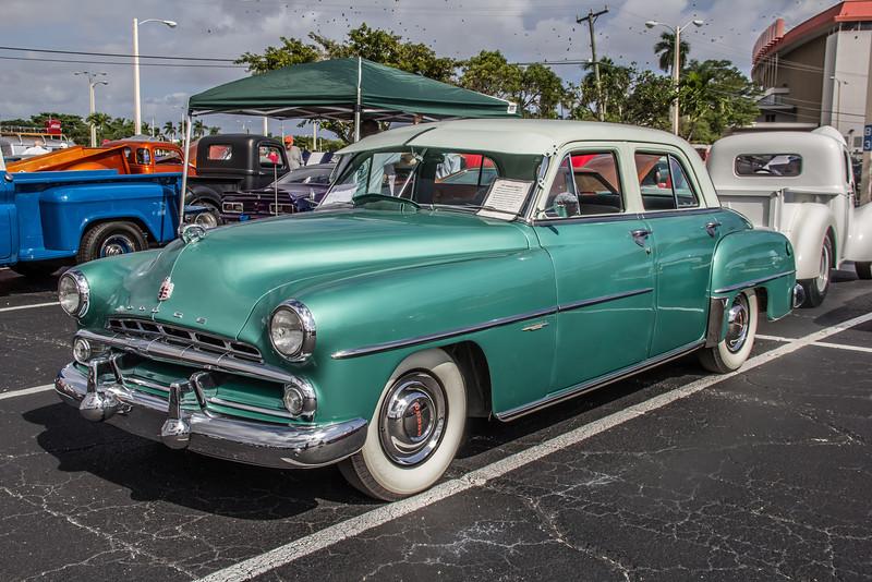 Ken Lombard's 1952 Dodge Coronet