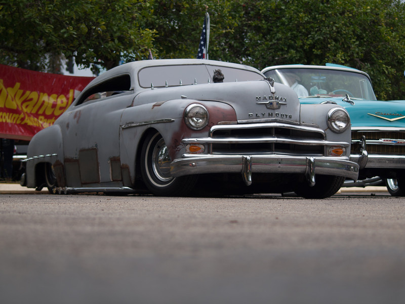 Kent Blankenship's 1950 Plymouth