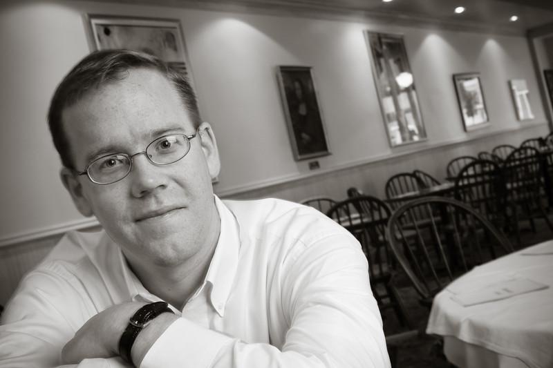 Waiter Bjorn @ Alexanders
