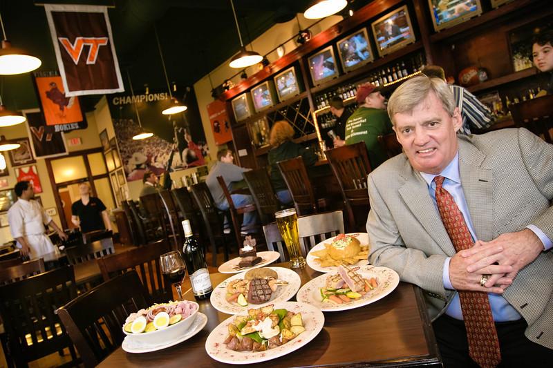 Frank Beamer - Beamers Restaurant