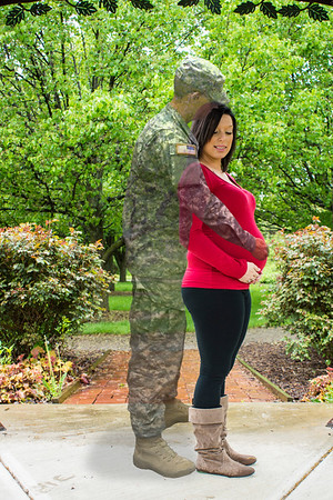 Ashlee Maternity Photoshoot