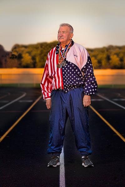 Wiley Embry, World Champion, Transplant Olympics