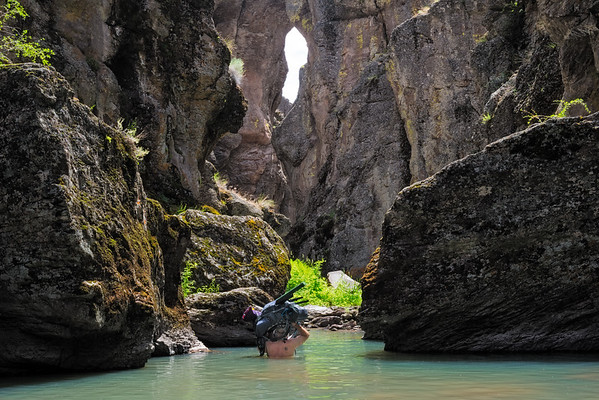 Owyhee 'Backpacking'