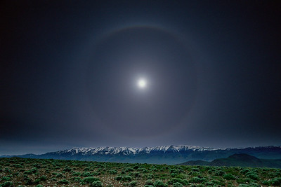 Steens Mountain Sunbow