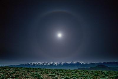 Steens Mountain Sunbow
