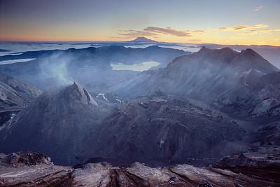 Crater Rim Sunrise (2006)