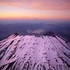 Spring Sunset Aerial