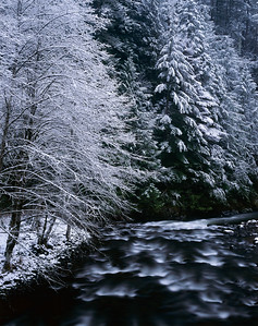 Salmon River Winter