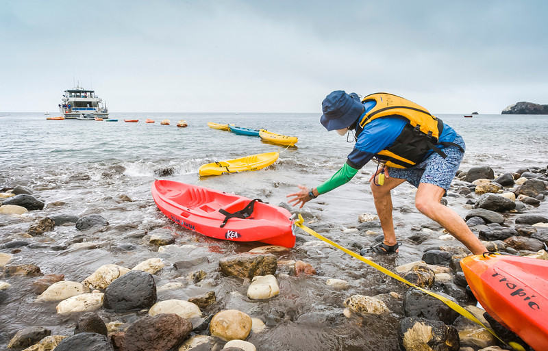 Sea Kayak Operator - Channel Island NP