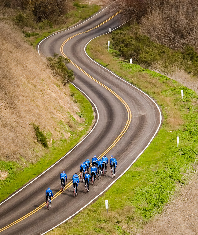 The Discovery Channel Cycle Team