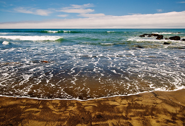 Schooner Gulch Beach
