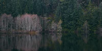 The Reservoir in Winter