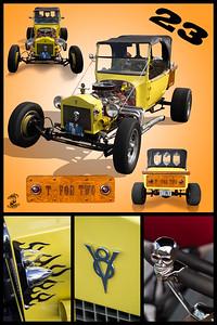 Yellow 23 T Pickup