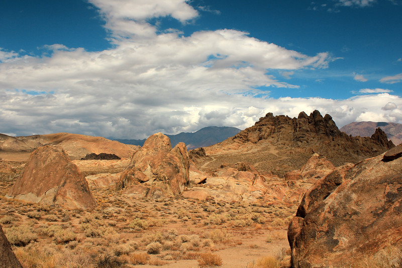 Alabama Hills Looking NE