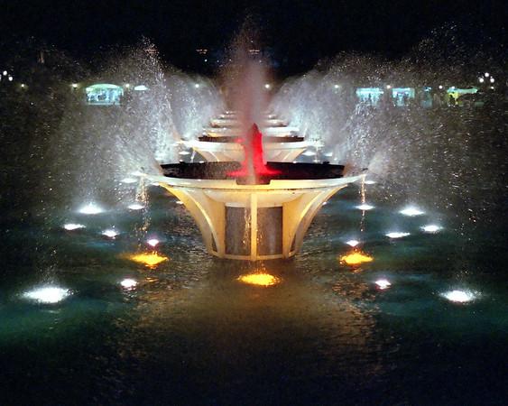 Kings Island Amusement Park - Ohio