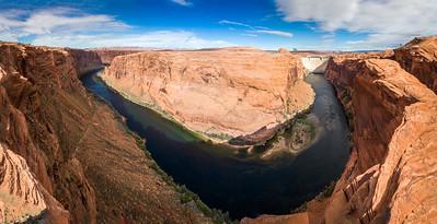 Colorado River below Glen Canyon Dam