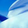 Wakkanai Japan Snowdrift February 1968