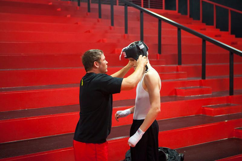 Lucas @ Brandon, XTC Boxing 2012-03-30