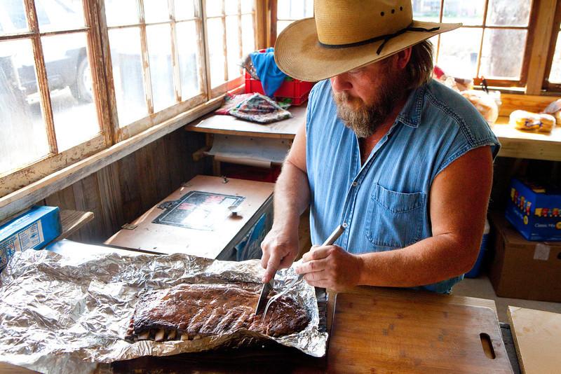 Jay & Ribs, Montalba TX 2010-11-20