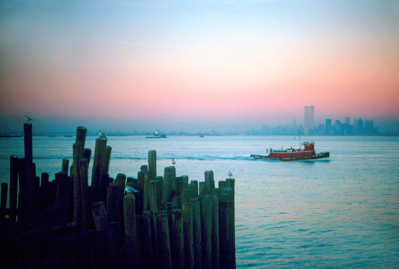 World Trade Center, New York November 1972