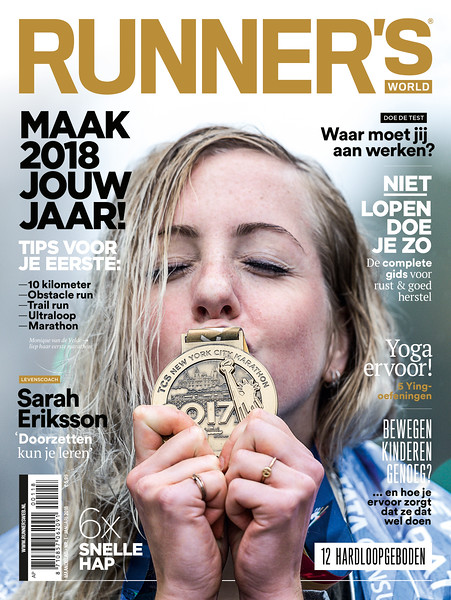 Runner's World Cover