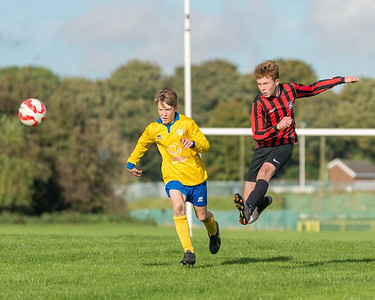 Whitkirk Wanderers v Stanningley Albion 16102016-16