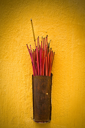 Incense, Hoi An