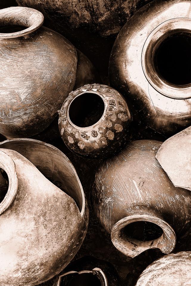 Injured Pots