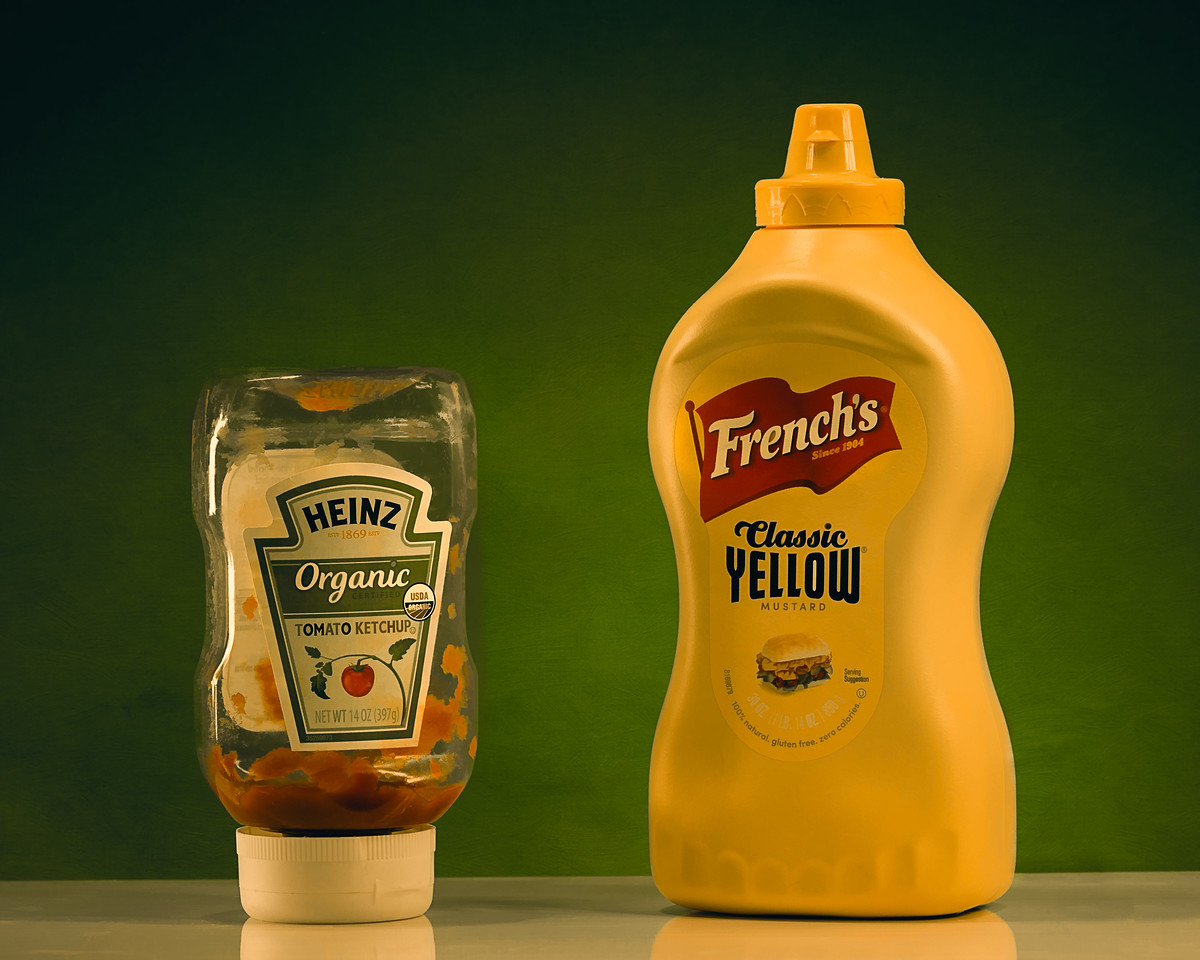 Condiment Wars