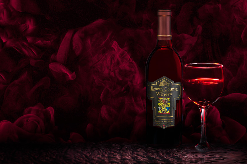 Brown County Winery Autumn Red Wine