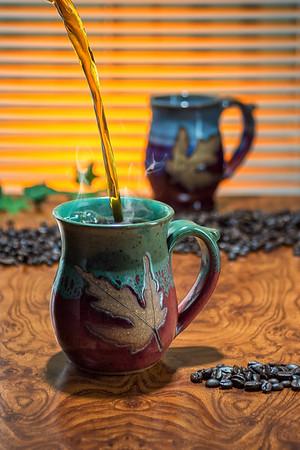 Coffee Studio Shoot