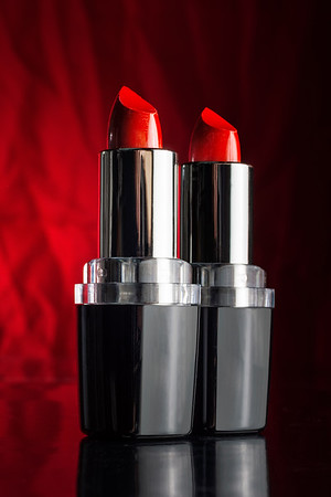 Red Lipstick Cosmetics