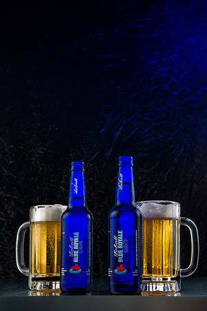 Labatt Blue Royale Canadian Beer