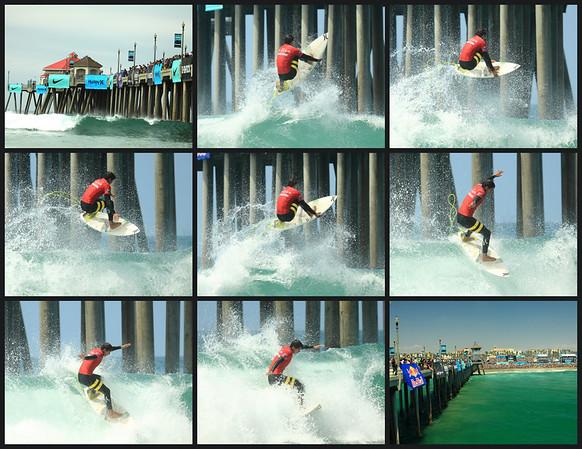 Surfing Photos Portfolio