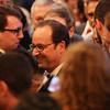 Indonesia - Jakarta French President F. Hollande official visit
