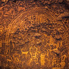 Rochester Creek rock art panel, Molen Reef, Greater San Rafael Swell, Emery County, Utah