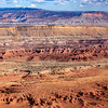 Overview of the Molen Reef landscape, Greater San Rafael Swell, Utah