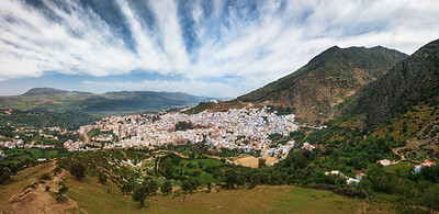 Chefchaouen, Morocco, 2009