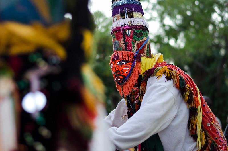 Gombay Dancer