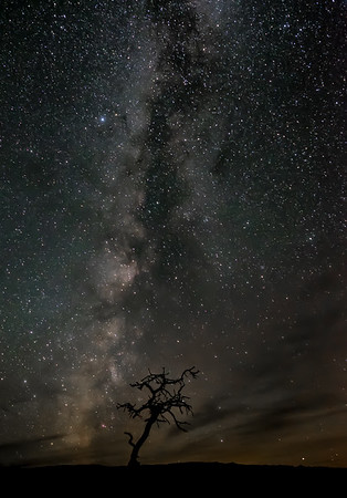 Milky Way in Capitol Reef National Park