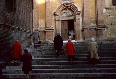 CHURCH LADIES FLORENCE