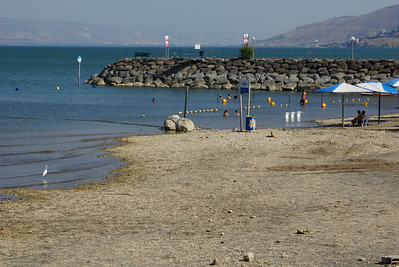 SEA OF GALILEE BEACH